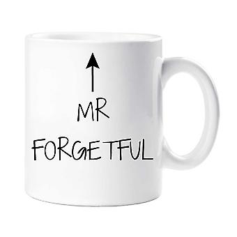 Mr Forgetful Mug