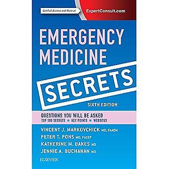 Secrets de la médecine d'urgence, 6e