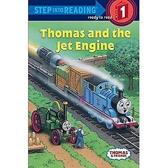 Thomas och vänner: Thomas och Jet motor (steg till läsning - nivå 1 - Paperback)