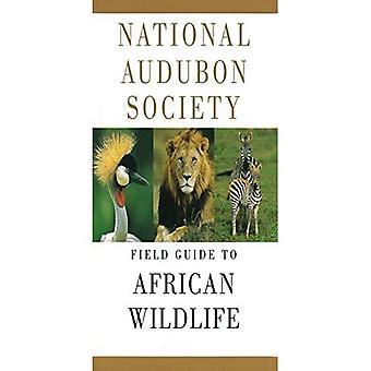 Una guía del campo a la fauna africana