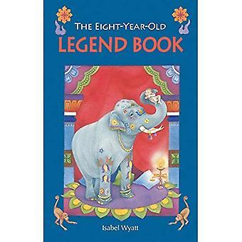 Osiem letni legendy książki