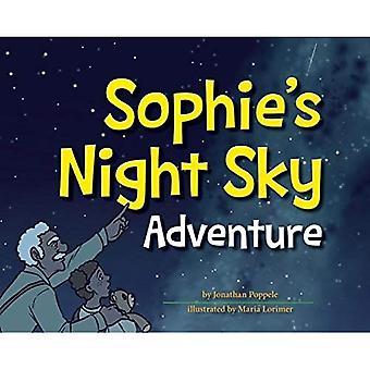 Sophie's Night Sky Adventure