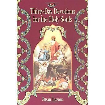 Trettiodagars andakt för de heliga själarna