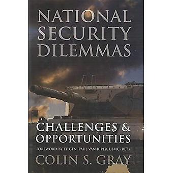 Nationale Sicherheit Dilemmas: Herausforderungen und Chancen