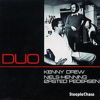 Kenny Drew - Kenny Drew: Vol. 1-Duo [CD] USA import