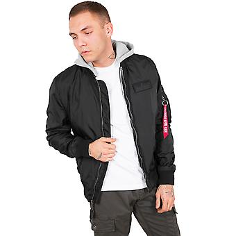 Cappuccio di TT MA-1 giacca maschile Alpha industries
