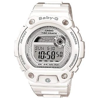 Casio digitale horloge quartz dames met hars band BLX-100-7ER