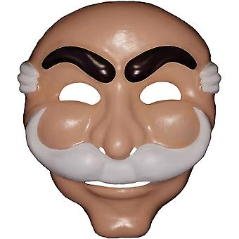 Masque de Robot Monsieur