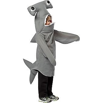 Hammerhead Shark Toddlers Costume