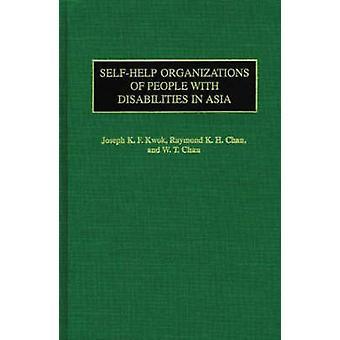 SelfHelp organisationer af mennesker med handicap i Asien af Kwok & Joseph