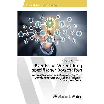 Events zur Vermittlung spezifischer Botschaften by Schwaminger Wolfgang