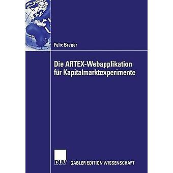Die Kapitalmarktexperimente ArtexWebapplikation pelliccia di Breuer & Felix