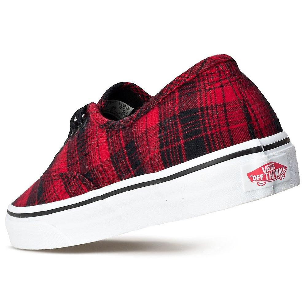 Vans Authentic Plaid VN0A348AM1U universal all year women shoes