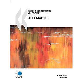 tudes conomiques de lOCDE Allemagne 2010 door OESO Publishing