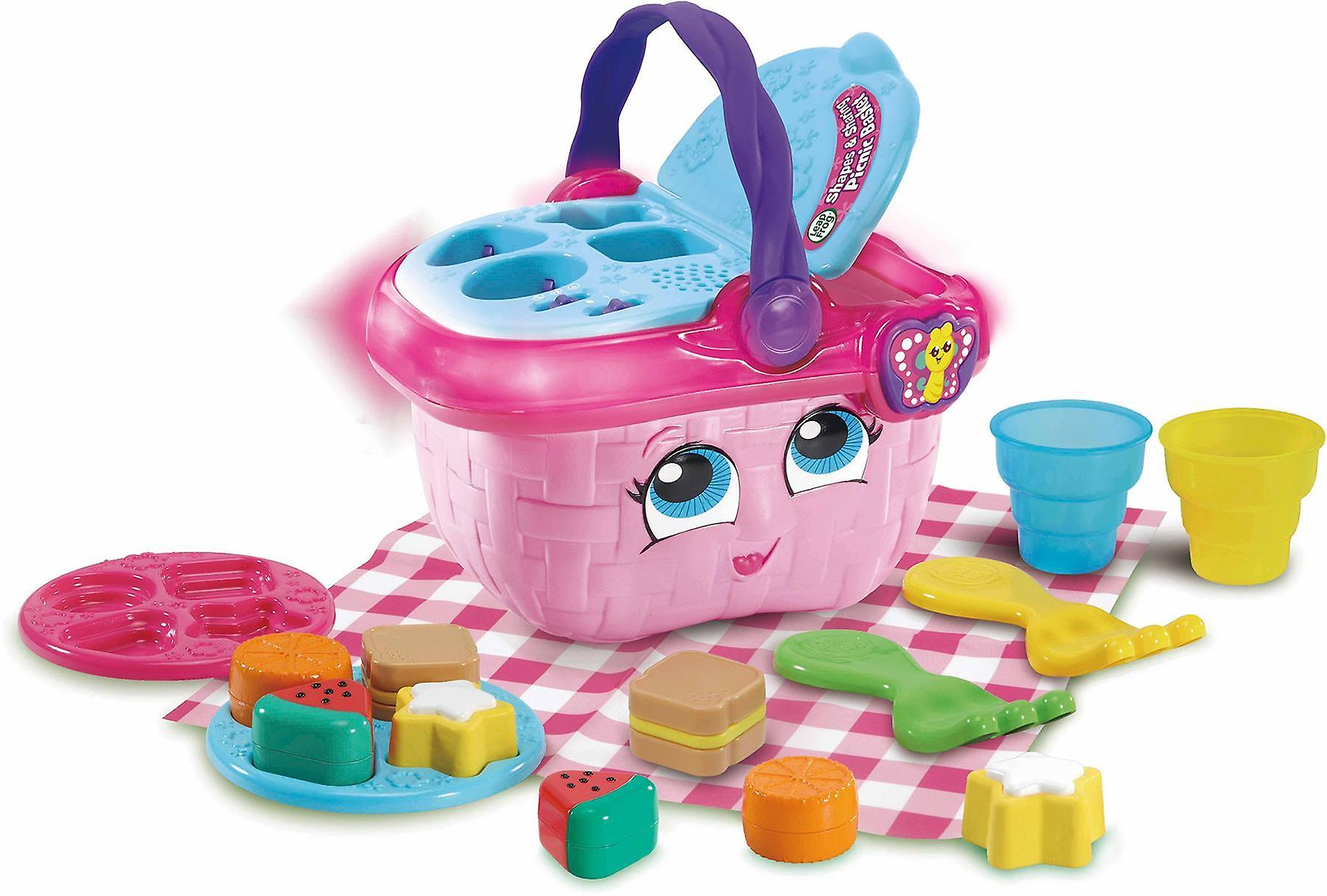 LeapFrog Shapes And Sharing Picnic Basket Standard Packaging
