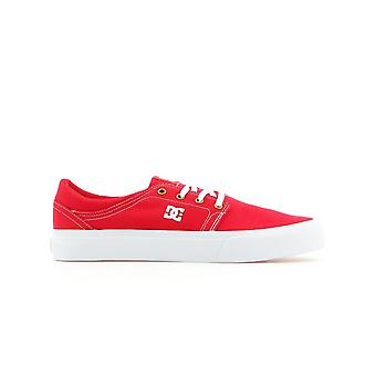 DC Trase TX ADYS300126RDW skateboard all year men shoes