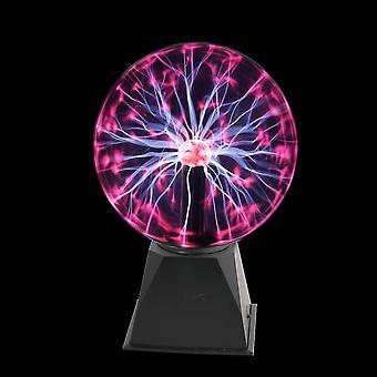 Plasma Ball Lamp 6 Inches