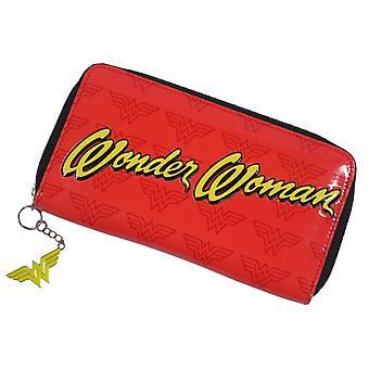 Wonder Woman Clutch Purse
