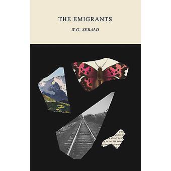 The Emigrants by W. G. Sebald - Michael Hulse - 9780811226141 Book