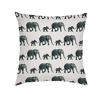 Gardenista® ' Indian Elephant Collection ' 5pc Cushion Cover Design D