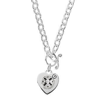 KAMELEON JewelPop estilo Tiffany colar de prata KNK4