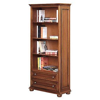 bibliothèque de style à 2 tiroirs