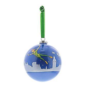 Disney Bezaubernde Sammlung 'You Can Fly' Peter Pan Weihnachtsbau