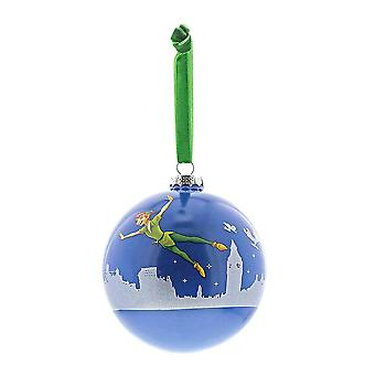"Disney lumoava kokoelma ""You Can Fly"" Peter Pan Joulu Bauble"