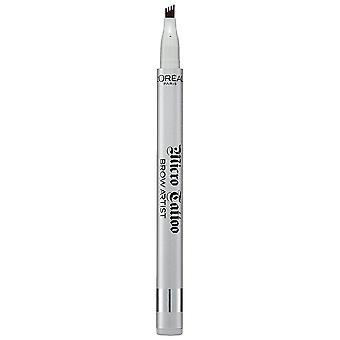 Loreal brow Artist micro Tattoo-107 coole brunette