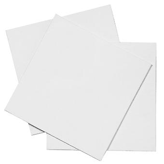 Pebeo Artists Cotton Canvas Board 10 x 10cm (Pack of 3)