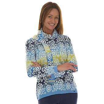 LUCIA Lucia Blue Sweater 43 411652
