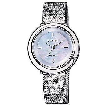 Cidadão relógio mulher ref. EM0640-82D