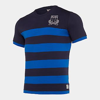 Macron Italië 2019/20 off Field Rugby T-shirt