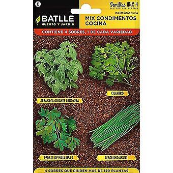 Batlle Mix køkken smagspræparater Hu (haven, havearbejde, frø)