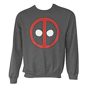 Deadpool lange mouw bemanning hals Sweatshirt