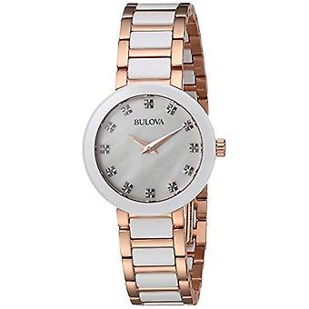 Bulova Horloge Femme Réf. 98P 160 Annonces