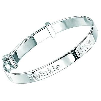 D For Diamond Baby Twinkle Bangle B4322