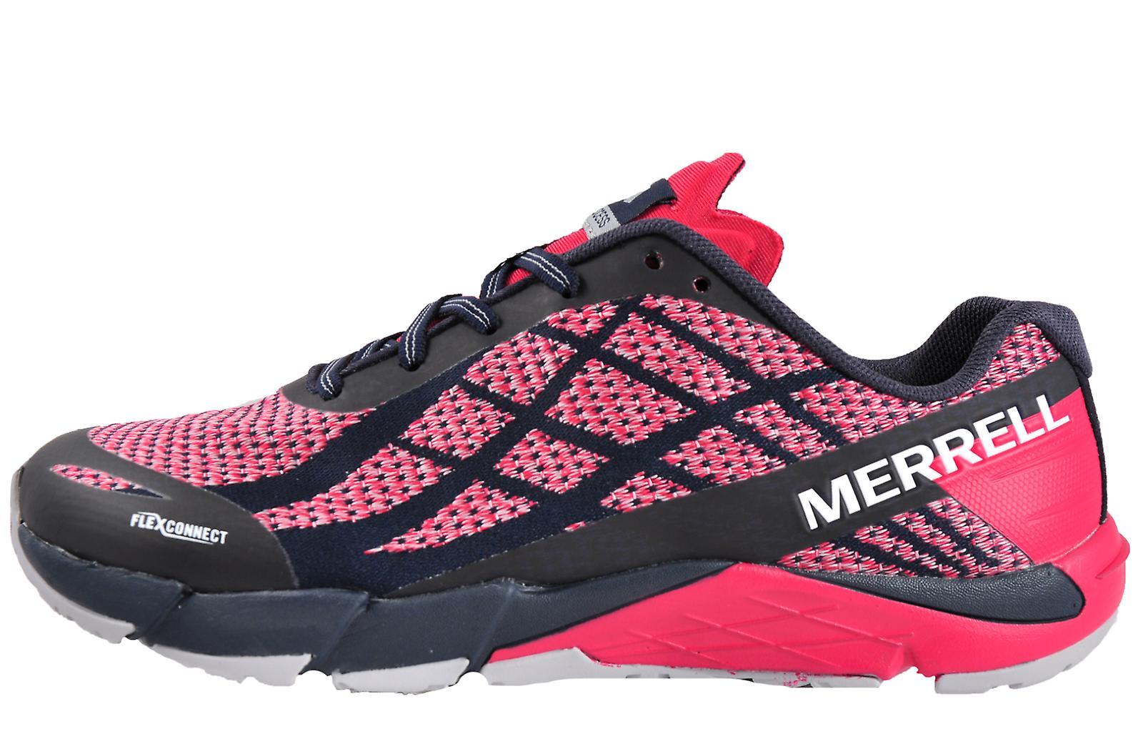 Merrell Bare Access Flex Shield Black / Rose
