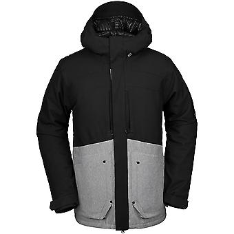 Volcom Scortch snø jakke i Heather Grey