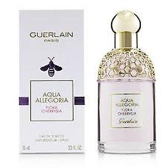 Guerlain Aqua Allegoria flora Cherrysia Eau de toilette 125ml spray