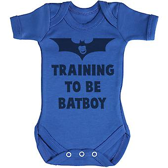 Training To Be Bat Boy - Baby Bodysuit