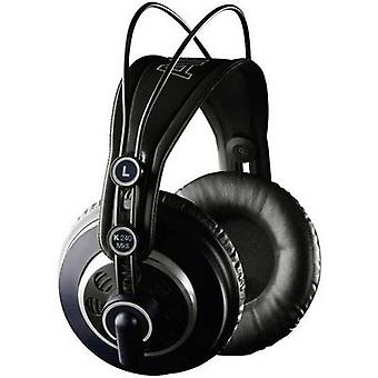 AKG Harman K240 MKII Studio Auriculares sobre la oreja sobre la oreja Negro