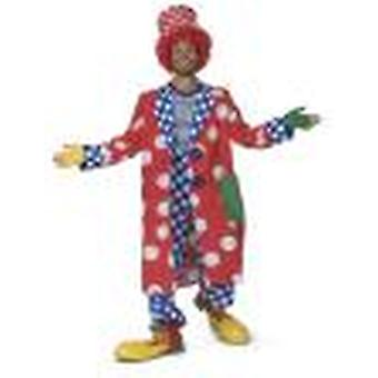 Clown Coat Costume Homme Funmaker Circus Costume Homme