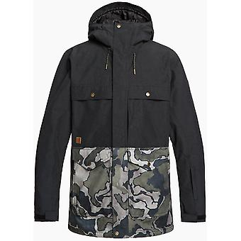Quiksilver horizon Snow Jacket in zwart Sir Edwards