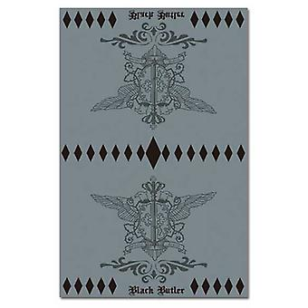 Scarf - Black Butler - Phantomhive Emblem Scarves New Licensed ge88516
