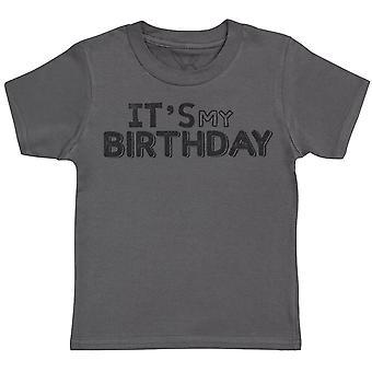 It's My Birthday Kids T-Shirt - Kids Top - Boys T-Shirt - Girls T-Shirt