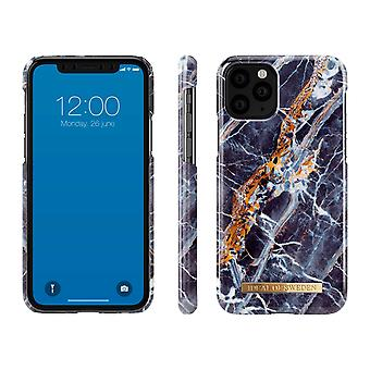 Ihanteellinen Ruotsista iPhone 11 Pro-Midnight Blue Marble