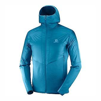Salomon ääri viivat lämmin takki M LC1185900 universaali talvi Miesten takit