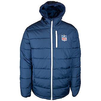 NFL Shield logo BUFFER winter jacket navy