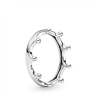 Pandora Ring 198599C00 - Corona Di Polie d'argento femminile